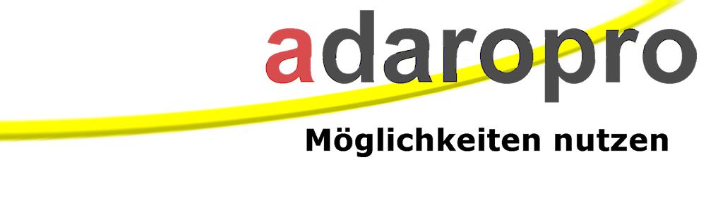 adaropro Software- & Internetprojekte